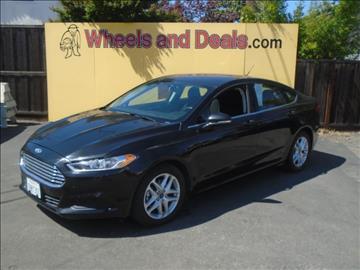 2015 Ford Fusion for sale in Santa Clara, CA