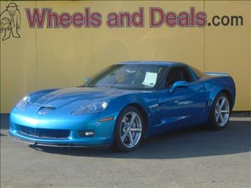 2010 Chevrolet Corvette for sale in Santa Clara, CA