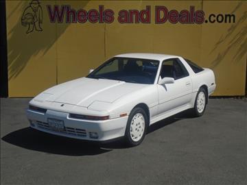 1989 Toyota Supra for sale in Santa Clara, CA