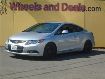 2012 Honda Civic for sale in Santa Clara, CA