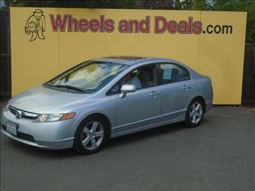 2007 Honda Civic for sale in Santa Clara, CA