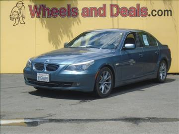 2008 BMW 5 Series for sale in Santa Clara, CA