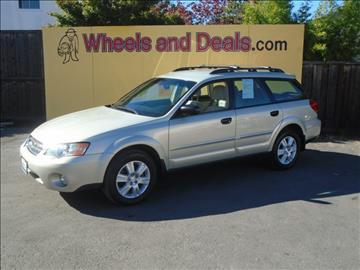 2005 Subaru Outback for sale in Santa Clara, CA