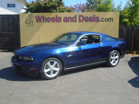 2010 Ford Mustang for sale in Santa Clara, CA
