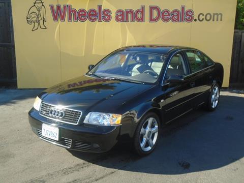 2003 Audi A6 for sale in Santa Clara, CA