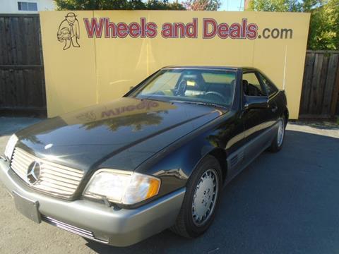 1991 Mercedes-Benz 300-Class for sale in Santa Clara, CA