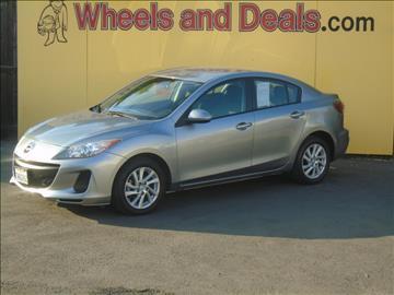 2013 Mazda MAZDA3 for sale in Santa Clara, CA