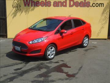 2015 Ford Fiesta for sale in Santa Clara, CA