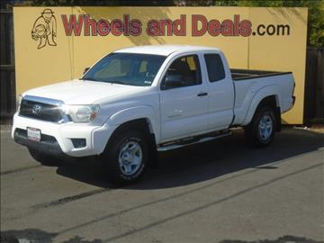 2012 Toyota Tacoma for sale in Santa Clara, CA
