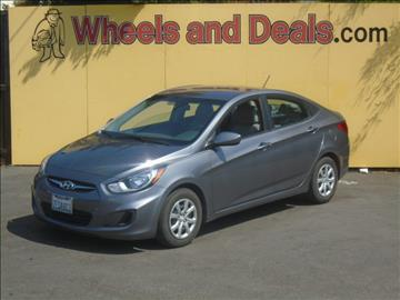 2014 Hyundai Accent for sale in Santa Clara, CA