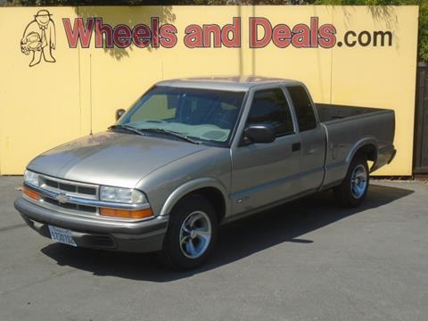 2000 Chevrolet S-10 for sale in Santa Clara, CA