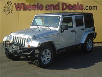 2007 Jeep Wrangler Unlimited for sale in Santa Clara, CA