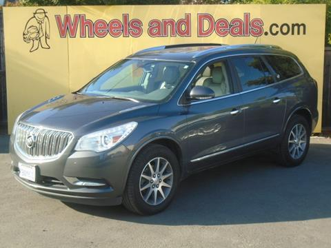 2013 Buick Enclave for sale in Santa Clara, CA