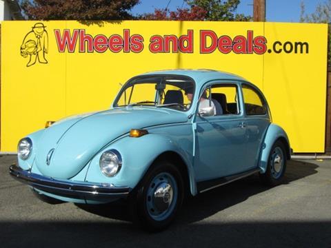 1971 Volkswagen Super Beetle for sale in Santa Clara, CA