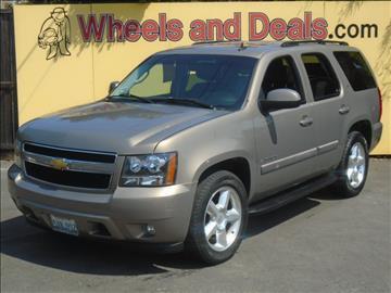 2007 Chevrolet Tahoe for sale in Santa Clara, CA