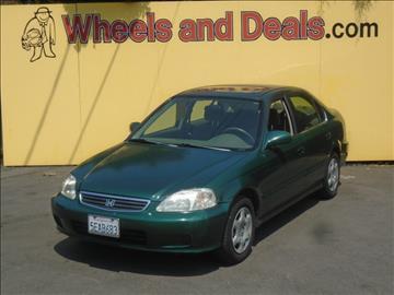 2000 Honda Civic for sale in Santa Clara, CA