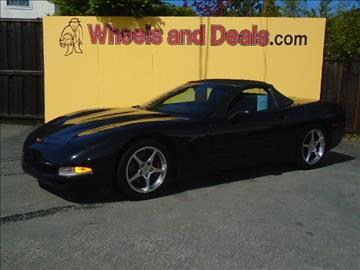 2004 Chevrolet Corvette for sale in Santa Clara, CA