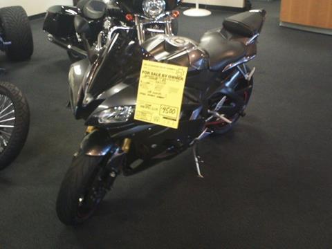 2007 Yamaha YZF-R6 for sale in Santa Clara, CA