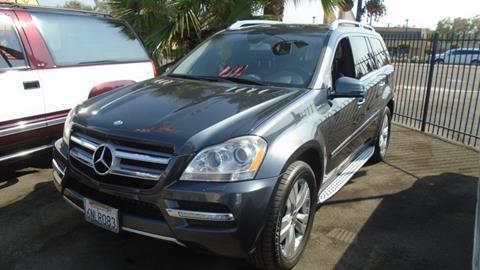 2011 Mercedes-Benz GL-Class for sale in Santa Clara, CA