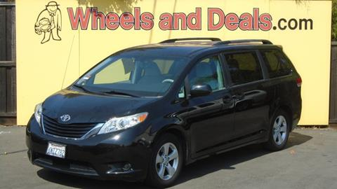 2011 Toyota Sienna for sale in Santa Clara, CA