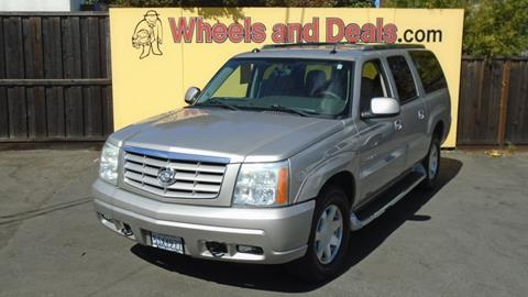 2005 Cadillac Escalade ESV for sale in Santa Clara, CA