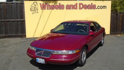 1994 Lincoln Mark VIII for sale in Santa Clara, CA