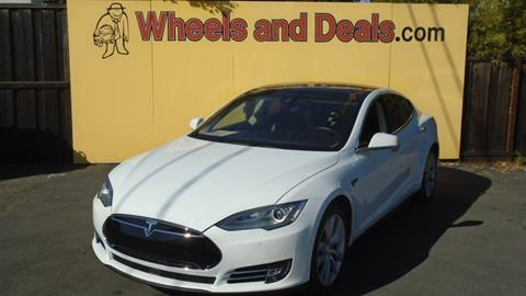 2014 Tesla Model S for sale in Santa Clara, CA