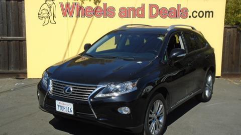 2014 Lexus RX 350 for sale in Santa Clara, CA