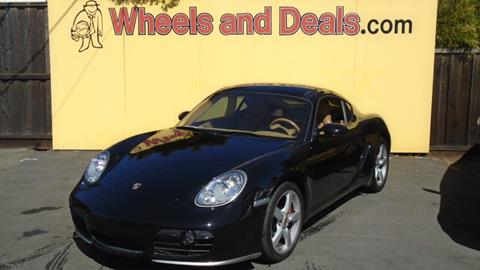 2006 Porsche Cayman for sale in Santa Clara, CA