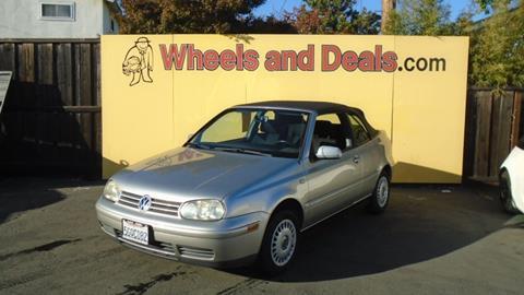 2000 Volkswagen Cabrio for sale in Santa Clara, CA