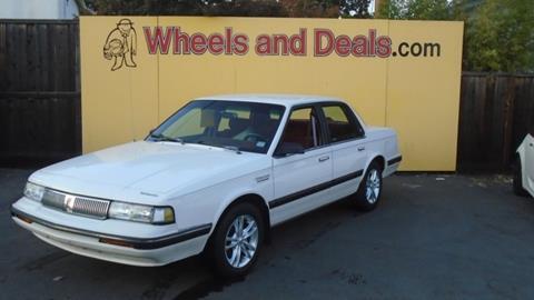 1992 Oldsmobile Cutlass Ciera for sale in Santa Clara, CA