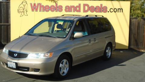 2001 Honda Odyssey for sale in Santa Clara, CA