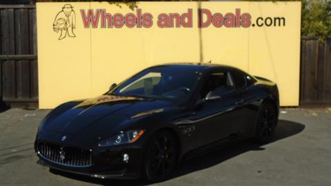 2012 Maserati GranTurismo for sale in Santa Clara, CA