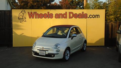 2013 FIAT 500c for sale in Santa Clara, CA