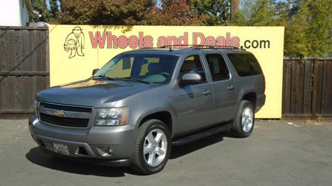 2009 Chevrolet Suburban for sale in Santa Clara, CA