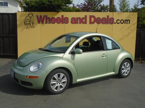 2008 Volkswagen New Beetle for sale in Santa Clara, CA