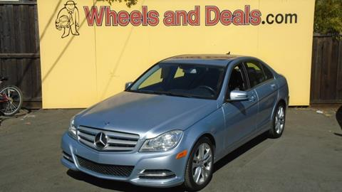 2013 Mercedes-Benz C-Class for sale in Santa Clara, CA