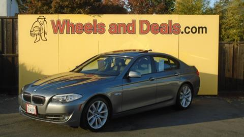 2011 BMW 5 Series for sale in Santa Clara, CA