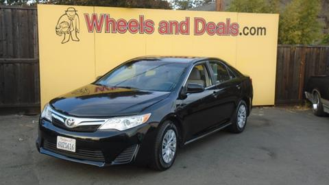 2012 Toyota Camry for sale in Santa Clara, CA