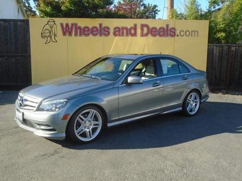 2011 Mercedes-Benz C-Class for sale in Santa Clara, CA