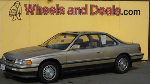 Used Acura Legend For Sale In Miami FL Carsforsalecom - Acura legend for sale