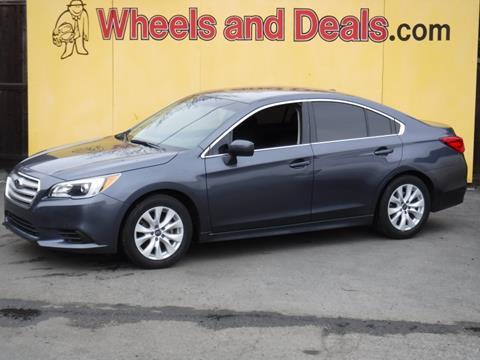 2015 Subaru Legacy for sale in Santa Clara, CA