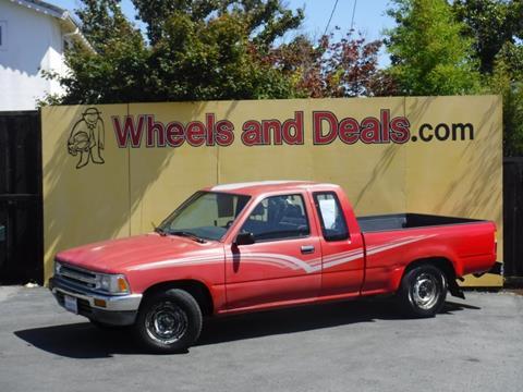 1989 Toyota Pickup for sale in Santa Clara, CA