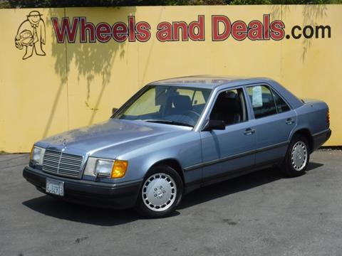 1988 Mercedes-Benz 300-Class for sale in Santa Clara, CA