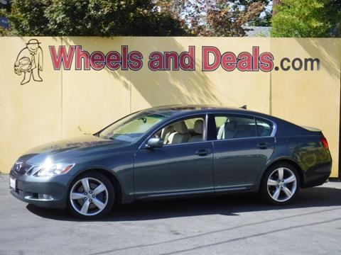 2007 Lexus GS 350 For Sale In Santa Clara, CA