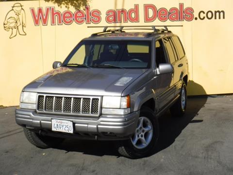 1998 Jeep Grand Cherokee For Sale In Santa Clara, CA