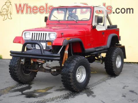 1990 Jeep Wrangler for sale in Santa Clara, CA