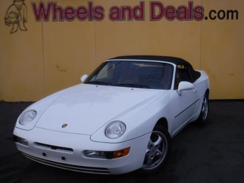 1994 Porsche 968 for sale in Santa Clara, CA
