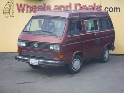 1987 Volkswagen Vanagon for sale in Santa Clara, CA