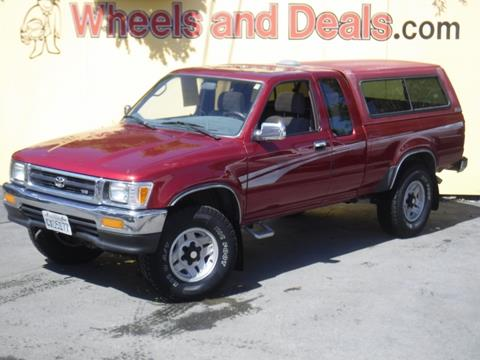 Used 1994 Toyota Pickup For Sale Carsforsale Com